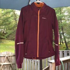 Craft Running Sport Windproof & Waterproof Jacket